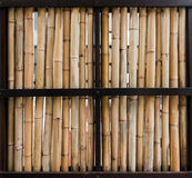 Bamboo background texture Stock Image
