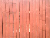 Brown bamboo fence Royalty Free Stock Photo