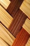 Bamboo basket detail Stock Photos
