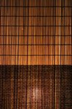 Bamboo Basket patterns. Royalty Free Stock Images