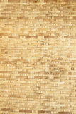 Bamboo basket weave pattern Royalty Free Stock Photography