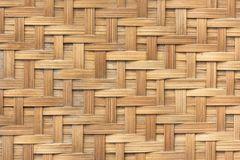 Bamboo basket weave pattern texture background. Background and. Texture concept stock photography