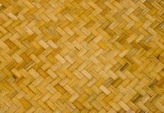 bamboo basketry Стоковое Изображение