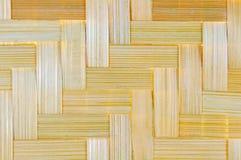 Bamboo basketwork background. Bamboo basketwork with white background Royalty Free Stock Image