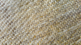 Bamboo basketwork texture background Royalty Free Stock Image