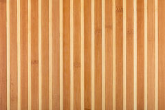 Bamboo beige mat as abstract texture, background, composition Stock Photography