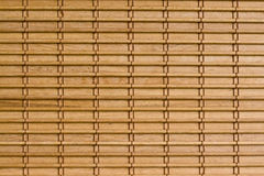 Bamboo Blind - Abstract Background Stock Photography