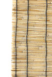 Bamboo blind Stock Photography