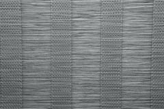 Bamboo blind curtain background Royalty Free Stock Photos