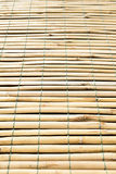 Bamboo blind Royalty Free Stock Photography