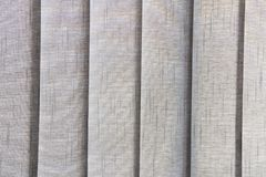 Bamboo blind texture Stock Image