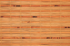 Bamboo blinds Royalty Free Stock Photos