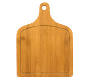 Bamboo board Stock Image