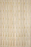 Bamboo board or mat Royalty Free Stock Image