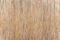 Bamboo brown straw mat as abstract texture background composition, top view above. Bamboo brown straw mat as abstract texture stock photo