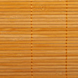 Bamboo brown straw mat as abstract texture background compositio. N, top view above royalty free stock images