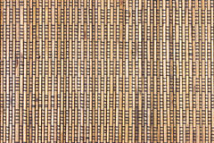 Bamboo cane background Stock Photography