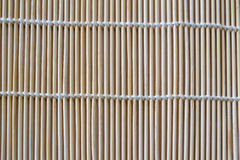 Bamboo cane matting Stock Images