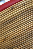 Bamboo cane texture Stock Photography
