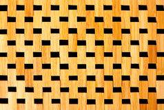 Bamboo cane wood texture background Stock Image
