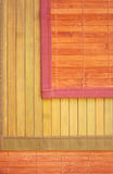 Bamboo carpets Royalty Free Stock Image