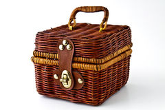 Bamboo chest Stock Photography