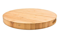 Bamboo Chopping Board Stock Image