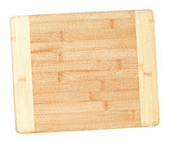 Bamboo Chopping Board Stock Images