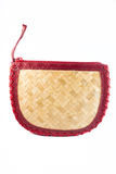 Bamboo Coin Purses Royalty Free Stock Image