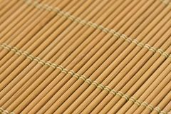 Bamboo cover Royalty Free Stock Image