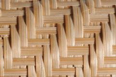 Bamboo craft Royalty Free Stock Photo