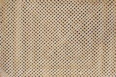 Bamboo craft texture Stock Photos