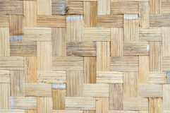 Bamboo craft texture Royalty Free Stock Image