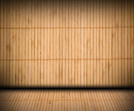 Bamboo room Royalty Free Stock Photography