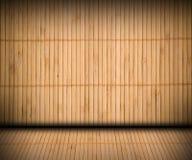 Bamboo room Royalty Free Stock Photography