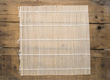 Bamboo curtain Royalty Free Stock Photography