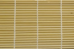 Bamboo curtain Royalty Free Stock Photo