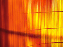 Bamboo curtain Royalty Free Stock Photos