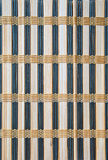 Bamboo curtain high resolution background Royalty Free Stock Image