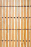 Bamboo curtain high resolution background Stock Photography