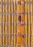 Bamboo curtain high resolution background Stock Photos