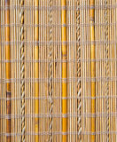 Bamboo curtain high resolution background Royalty Free Stock Photos