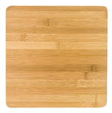 Bamboo cutting board Stock Photos