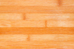 Bamboo cutting board close up. Texture and background Stock Photo