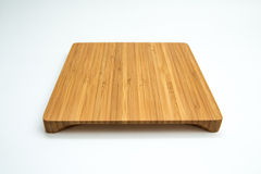 Bamboo cutting board Royalty Free Stock Photos