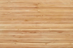 Bamboo cutting board or wooden texture Royalty Free Stock Image