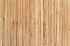Bamboo cutting board or wooden texture Stock Image