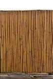 Bamboo door Royalty Free Stock Photos