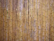 Bamboo. Fence  array  texture background Stock Photo