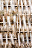 Bamboo fence background Royalty Free Stock Image